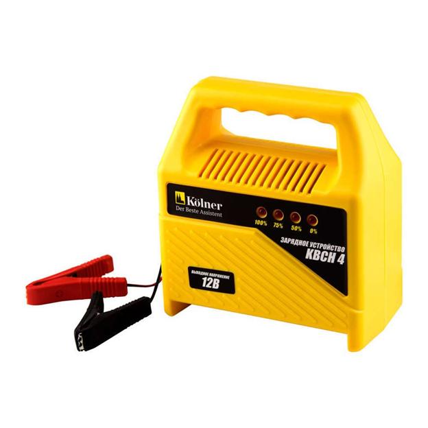 KOLNER КВСН 4 зарядное устройство